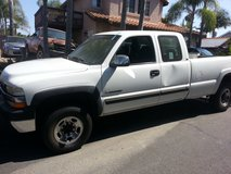 2001 CHEVROLET SILVERADO - SELL ALL OR PARTS in Camp Pendleton, California