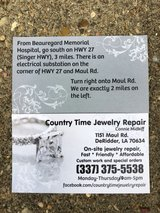 jewelry repair & sales in Fort Polk, Louisiana