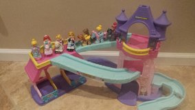 Little People Princess Castle in Fort Polk, Louisiana