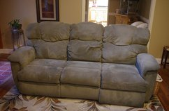 Lazy Boy Electric Reclining Couch and Love Seat in Beaufort, South Carolina