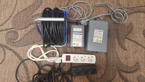 Transformers, Power Strips and Cable in Stuttgart, GE