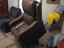 leather flexsteel electric lift recliner in Alamogordo, New Mexico