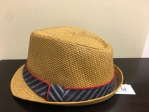 Boys fedora style hat in Okinawa, Japan