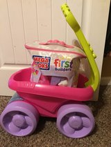 Mega Blocks and Cart in Fort Campbell, Kentucky