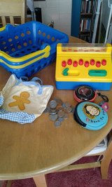Play shop bits in Lakenheath, UK