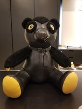 """""""Fuzz"""" Authentic Leather COACH 15"""" Bear *Limited Edition* 1st series retails $600! in Fort Lewis, Washington"""
