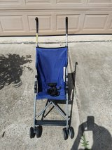 Baby Stroller Blue in The Woodlands, Texas