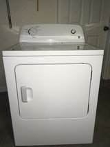 Kenmore Front-Loading Electric Dryer - White in El Paso, Texas