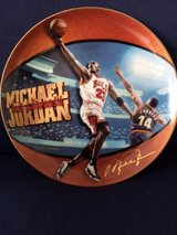 MICHEAL JORDAN 5 TIME NBA MVP COLLECTORS PLATE in Tinley Park, Illinois