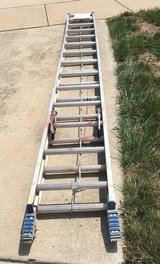 20' Werner Extension Ladder in Plainfield, Illinois