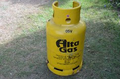 Alta gas bottle part of Flo gas 13 kg empty good condition in Lakenheath, UK