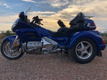 2001 Honda Goldwing Trike in Alamogordo, New Mexico