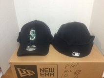 "SEATTLE MARINERS New Era ""39THIRTY"" Down Flap Hat (2 sizes to choose from) *** NEW in Tacoma, Washington"