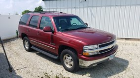 2002 Chevy Tahoe in St. Charles, Illinois