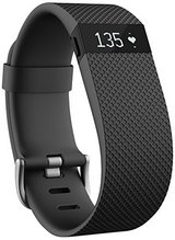 Fitbit Charge HR w/New Black Band in Camp Pendleton, California