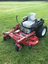 """1 owner Toro Z master 52"""" zero turn only 500 hours clean needs little work in Chicago, Illinois"""