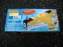 Laser Level, w/8-ft Measuring Tape in Cherry Point, North Carolina