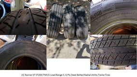 Utility Trailer Tires in Kingwood, Texas