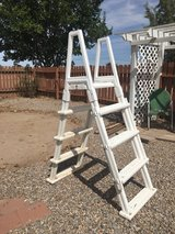 Above Ground Pool Ladder in Alamogordo, New Mexico