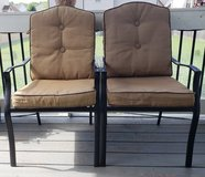 Two Chairs with Cushions  for Outdoor in Fort Campbell, Kentucky