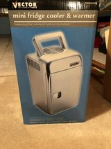 NEW Mini Fridge Cooler & Warmer in Oswego, Illinois