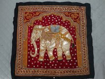 New Wall deco Elephant from Thailand. Hand made in Ramstein, Germany