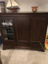Wall Unit/Tv Hutch in Glendale Heights, Illinois