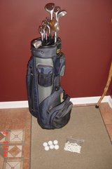 Mens RH MacGregor Heritage Complete Golf Set with Bag in Lockport, Illinois
