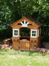 Playhouse - Wood in Algonquin, Illinois