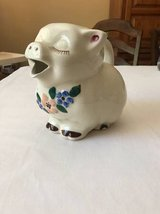 Vintage Shawnee Pig Pitcher Smiley in Fairfield, California