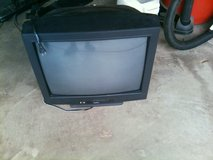 symphonic tv w/universal remote in Alamogordo, New Mexico