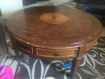 Antique coffee table in Fort Polk, Louisiana