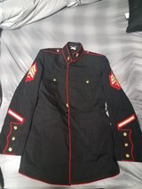 Marine Corps Dress Blue Blouse 40R in Fort Belvoir, Virginia