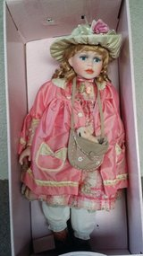"""Genuine Porcelain 28"""" Collectible Doll in Fort Riley, Kansas"""