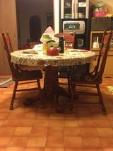 Dining Table and four chairs in Okinawa, Japan
