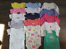 Carter's 18 month onesies lot in Fort Carson, Colorado