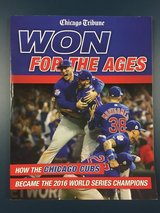 Chicago Cubs World Series in Bolingbrook, Illinois