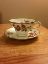 Napco Japan hand painted china tea cup and sauce in Fort Leonard Wood, Missouri