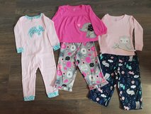 3 Carter's pajamas (18 month) in Fort Carson, Colorado