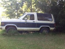 84 Ford Bronco in Baytown, Texas