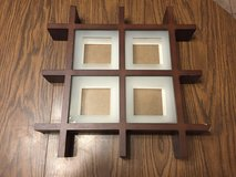 Picture frame that holds 4 photos in Lockport, Illinois