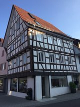 Waldenbuch Cozy Renovated Tudore Style House in the Historic Center in Stuttgart, GE