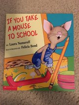 If You Take A Mouse To School book in Camp Lejeune, North Carolina