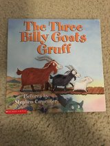 The Three Billy Goats Gruff book in Camp Lejeune, North Carolina