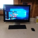 HP Touch Screen All in one AMD A8 7410 in Cleveland, Texas