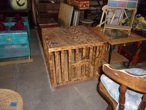 Wooden Dog Crate in Fort Riley, Kansas