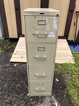 File Cabinet 4 Drawers & 2 Keys in Fort Knox, Kentucky