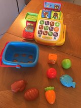 VTech Ring & Learn Cash Register in Fort Leonard Wood, Missouri