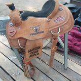 Champion Team Rope Saddle in Cleveland, Texas
