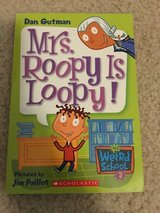 Mrs. Roopy Is Loopy! book in Camp Lejeune, North Carolina